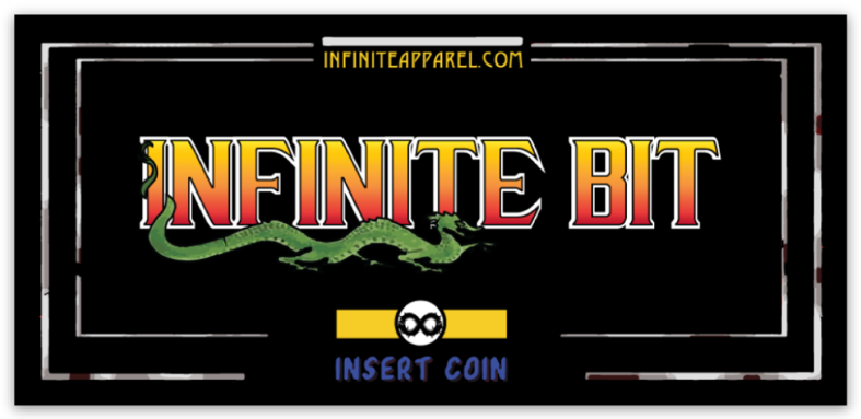Infinite Outworld Vinyl Sticker