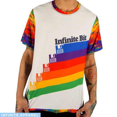 Infinite Disk Men's T-Shirt