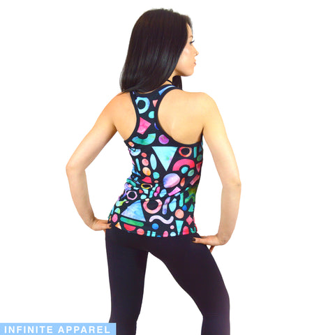 Shapeshift Z Racerback Tank Top