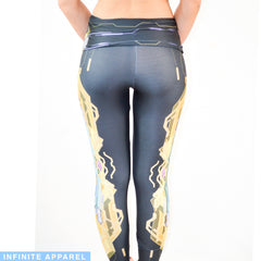Pendante Yoga Leggings