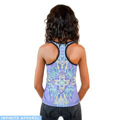 Point of Access Women's Racerback Tank Top