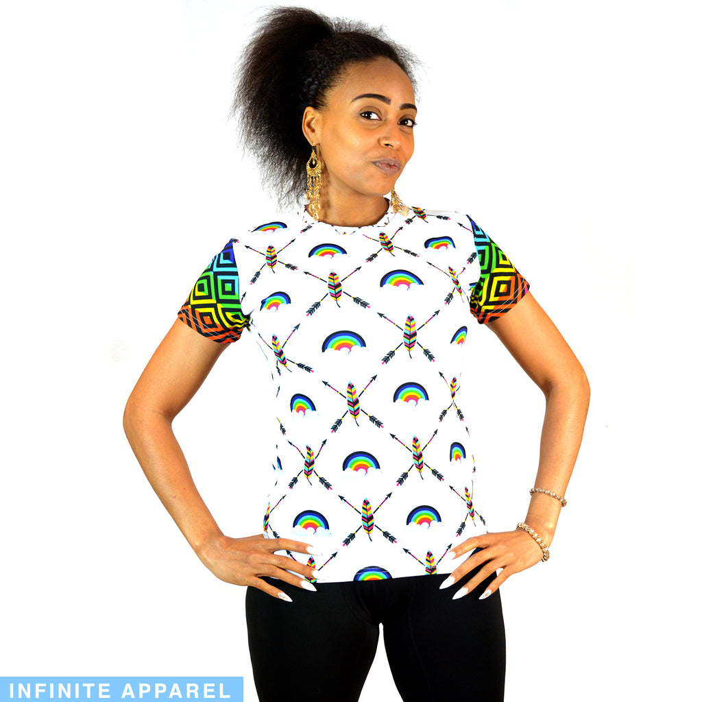 Rainbow Boss Women's T-Shirt