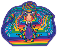 Rainbow Warrior Vinyl Sticker