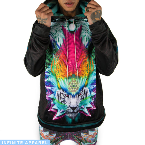 Riogi the Courageous Pull-Over Hoodie