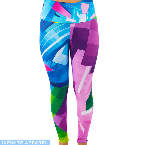 Hyperworld Yoga Leggings