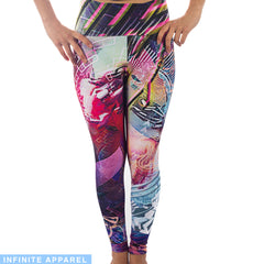 Centripetal Ontogenesis Yoga Leggings