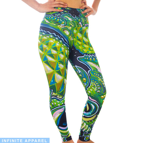 Share What You Have Yoga Leggings
