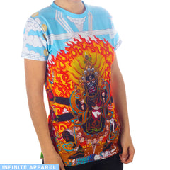 Black Mahakala Women's T-Shirt
