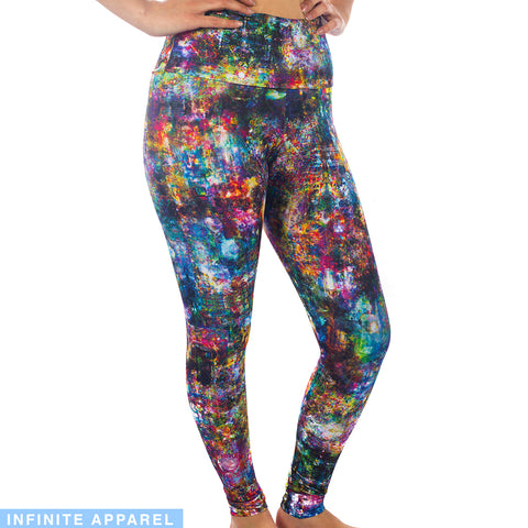 Infinite Bit Yoga Leggings