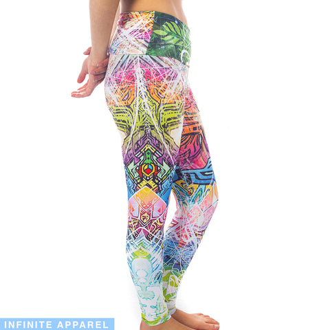Living Rhythm Yoga Leggings