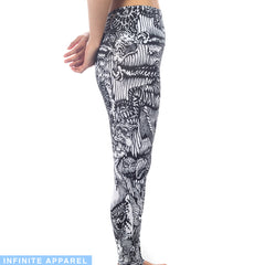 Reality Shift Yoga Leggings