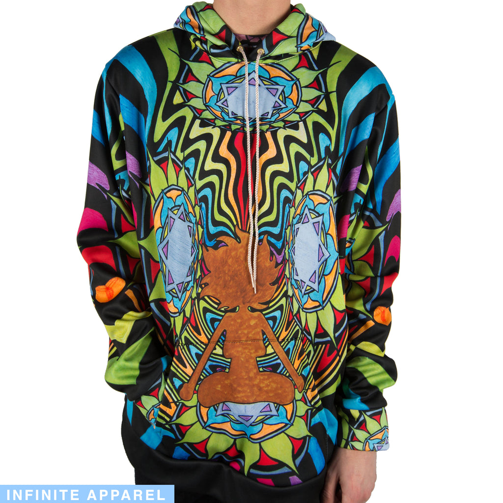The Stasis Chamber Pull Over Hoodie