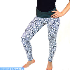 Twisted Bliss Yoga Leggings