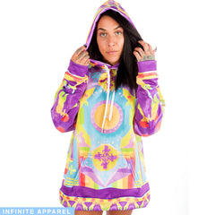 Unicorn Madness Pull Over Hoodie