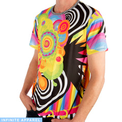 Whirly Swirls Men's T-Shirt