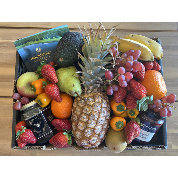 Gourmet Fruit and Local Food GIFT Hamper