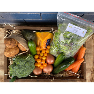 One Little Farm Vegetable Box