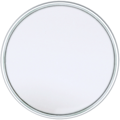 Dysko Mirror in Silver Setting