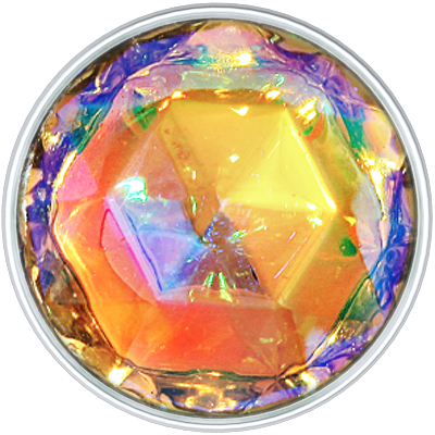 Iridescent Diamond