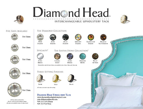Diamond Head Elite Sample Board