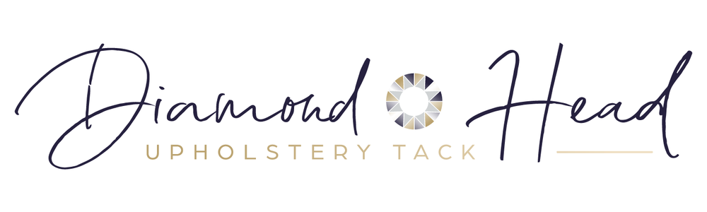 Diamond Head Upholstery Tack logo