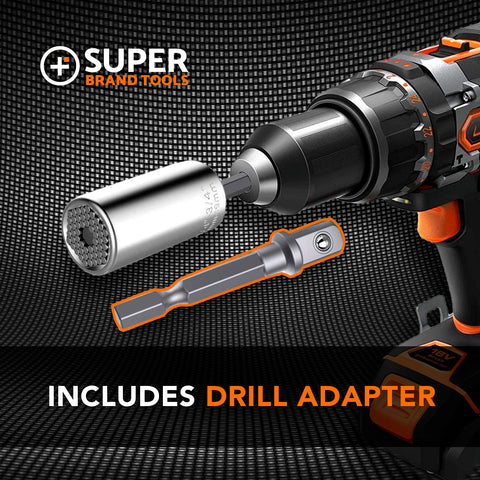 Image of SuperSocket & Ratchet Adapter Bundle