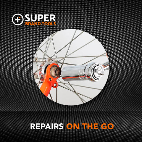 The SuperSocket™ - Unscrew Any Bolt!