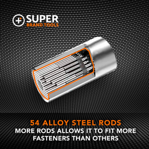 The SuperSocket™ - Unscrew Any Bolt! $24.99 Upgrade Version