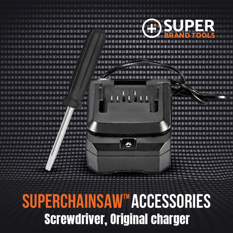 Image of The SuperSaw - Ultra-Powerful Handheld Chainsaw
