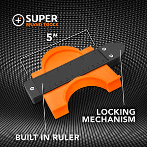 SuperGauge™ - Instantly Copy Any Shape and Create an Outline in Seconds!