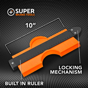 SuperGauge XL™ - Instantly Copy Any Shape and Create an Outline in Seconds!