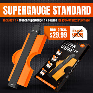 SuperGauge™ XL Standard (Limited Time Sale)