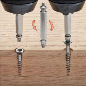 Super Bolt Extractor™ - Damaged Screw and Bolt Extractor Kit