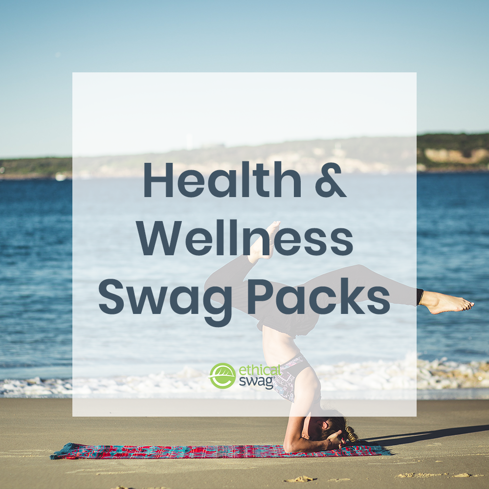 Health and Wellness Swag Packs