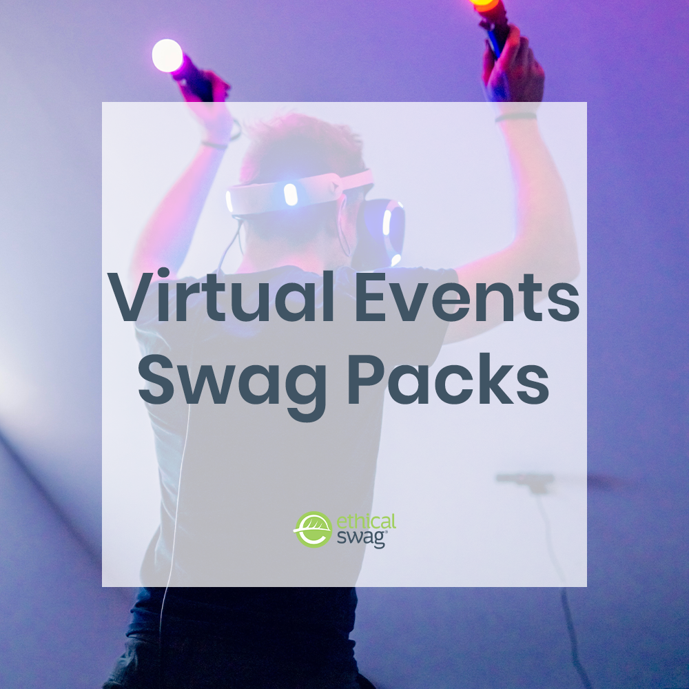 Virtual Events Swag Packs