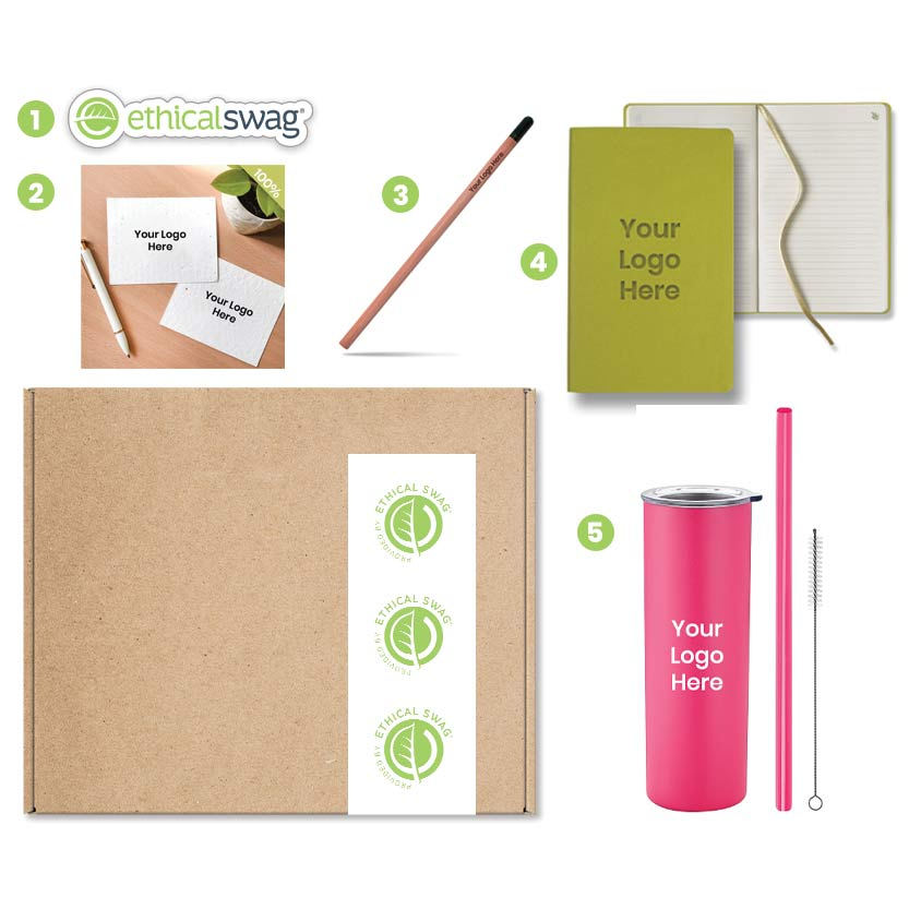 The Planner Swag Pack 😀😀⭐♻ | Ethical Swag Pack