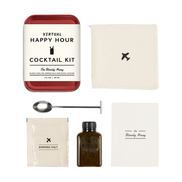 Virtual Happy Hour Bloody Mary Cocktail Kit 😀 | Ethical Swag Pack