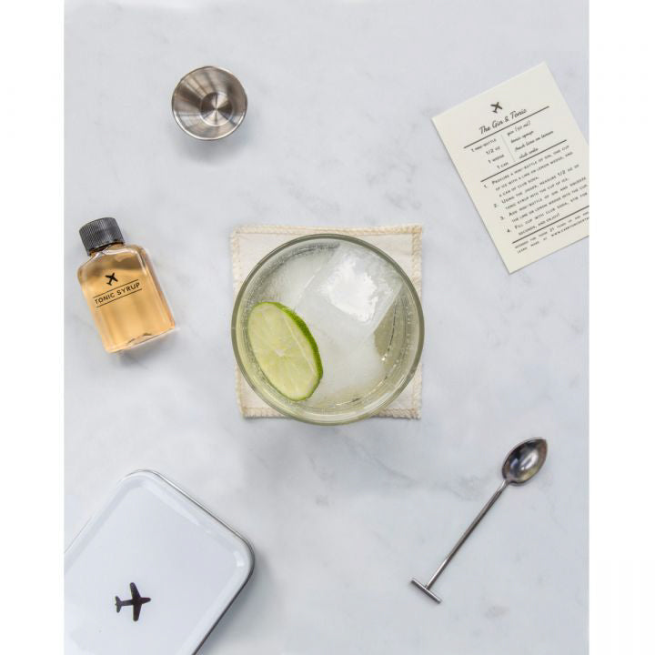 Virtual Happy Hour Gin & Tonic Cocktail Kit 😀 | Ethical Swag Pack