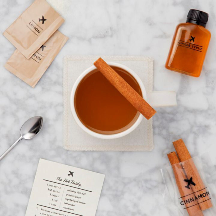 Virtual Happy Hour Hot Toddy Cocktail Kit 😀 | Ethical Swag Pack