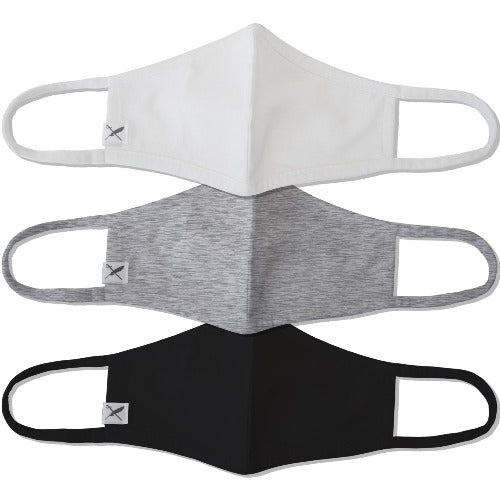 ZERO WASTE FACE MASK - ONE SIZE- 3 PACK