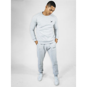 UNISEX BOBBY PULLOVER IN GREY