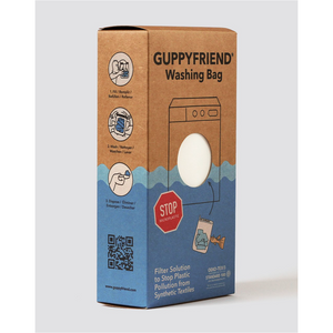 GUPPY BAG - FILTERED WASHING BAG.