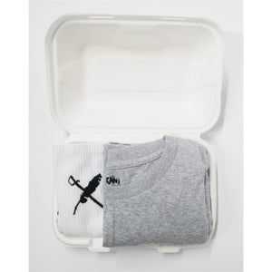 BLESS YOUR ORGANIC SOCKS GIFT BOX - WOMENS.