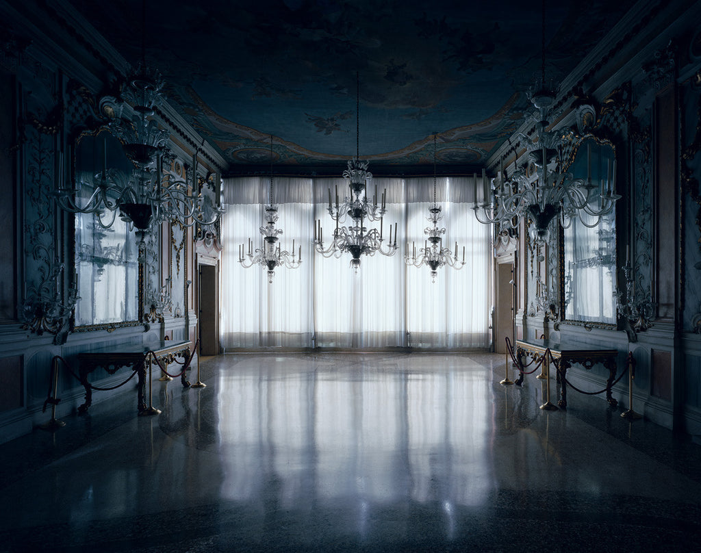 David Leventi Artwork 'Palazzo Pisani Moretta, Venice, Italy' | Available at fosterwhite.com