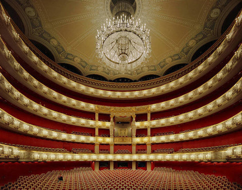 Bavarian State Opera, Munich, Germany