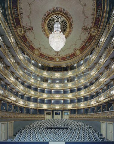 Estates Theatre, Prague, Czech Republic