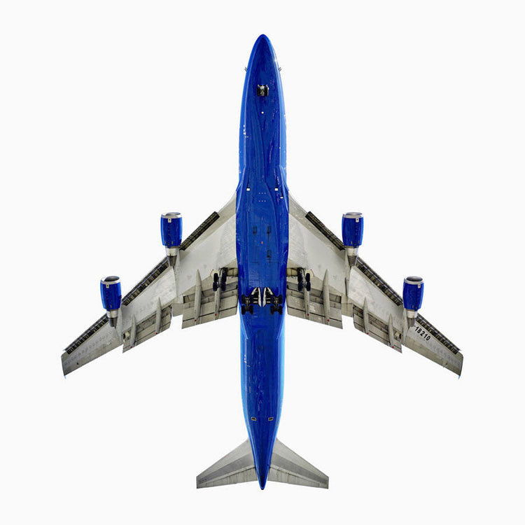 Jeffrey Milstein Artwork 'China Airlines 747-400' | Available at fosterwhite.com
