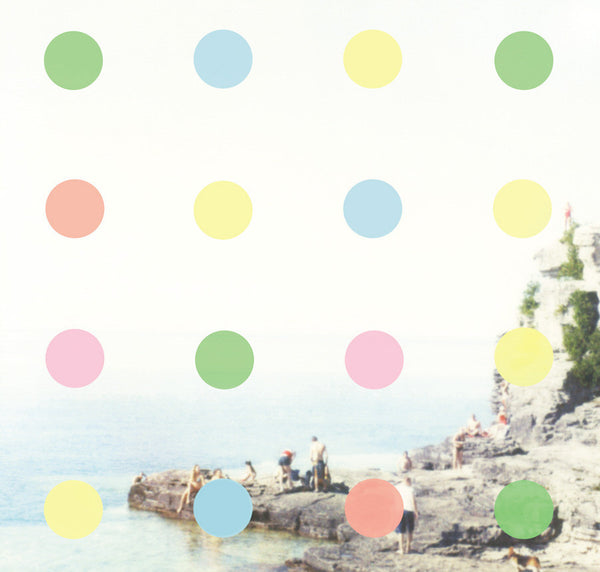 Joshua Jensen-Nagle Artwork 'Color Sequence Over Sunbathers - Edition of 7' | Available at fosterwhite.com