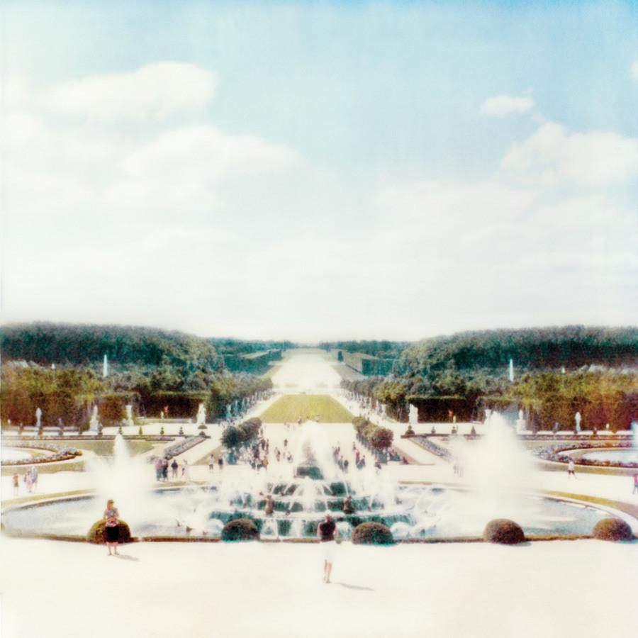 Joshua Jensen-Nagle - Versailles Gardens - 2 sizes | Available at Foster White Gallery Seattle