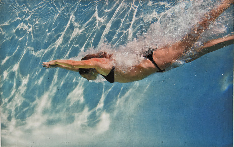 Eric Zener Artwork 'Reaching Out' | Available at fosterwhite.com